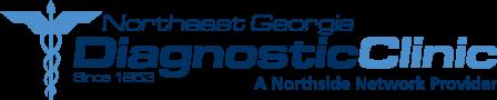Northeast Georgia Diagnostic Clinic Logo